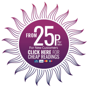Cheapest UK Psychic Readings From 25p per minute